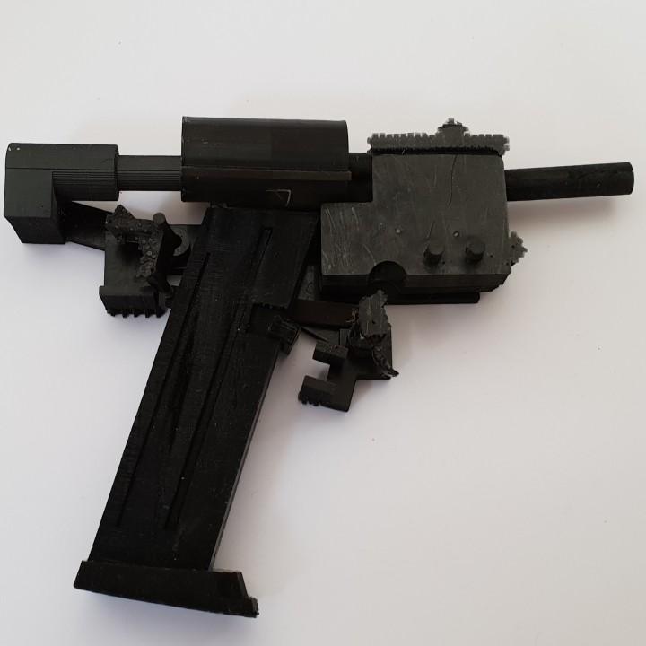 Airsoft BB Gun Mechanism
