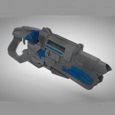 Captain Cold's (Cold Gun) from The Flash