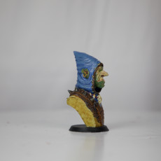 Picture of print of Snaggle The Wise - Goblin Hero This print has been uploaded by snoman18x