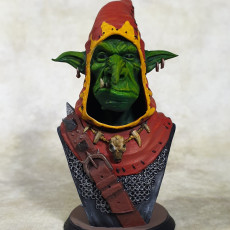 Picture of print of Snaggle The Wise - Goblin Hero This print has been uploaded by John Norton
