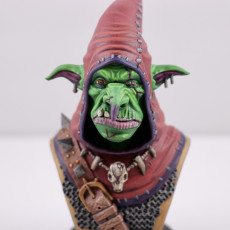 Picture of print of Snaggle The Wise - Goblin Hero This print has been uploaded by Lauren Gee