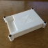 Raspberry Pi 2 case (vented with external screws) image