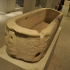 Sarcophagus of a child image