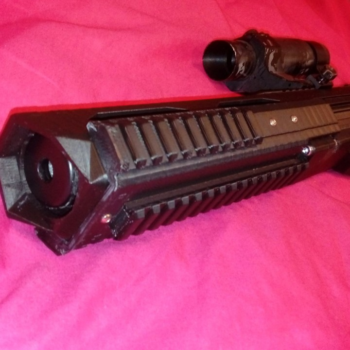 Airsoft Mk23 carabine kit