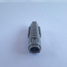 Picture of print of MP5 handguard