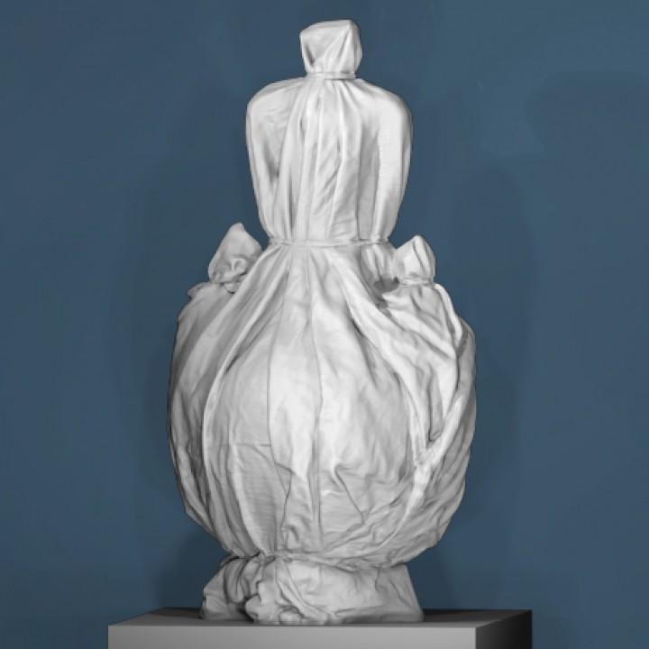 Wrapped Vase