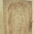 A relief depicting the king Esarhaddon of Assyria image