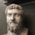 Portrait of Septimius Severus image