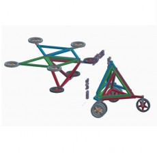 Flying and Ground Midi Car: Draft: Edges of Midi