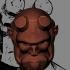 Hellboy head image