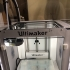 Ultimaker 2 and 2+ front window clip image