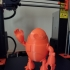Robot C print image