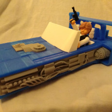 Picture of print of Han´s Landspeeder This print has been uploaded by Cody Kokinda