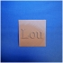 Lou 2 print image