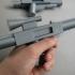 Giant Lego Blaster image