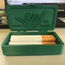 Boite a cigarettes