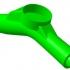 Gas pump handle image