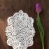 Tatar ornament decorative panno image