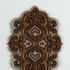 Tatar ornament decorative panno image