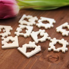 Tatar pattern puzzle