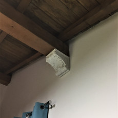 Picture of print of Building Cornice