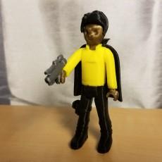 Picture of print of Lando Calrissian