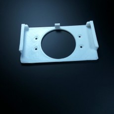 Picture of print of Inductive car mount customizer
