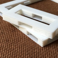 Picture of print of OpenForge 2.0 Wood OpenLOCK Base