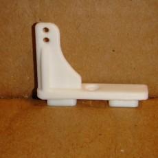 Zip Tie Bracket for 20mm T-Slot Frame