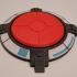 Portal Button Coaster image