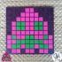Tablero de píxeles/ Pixel table image