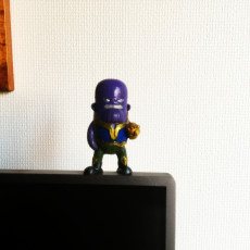 Picture of print of Mini Thanos - Avengers Infinity War
