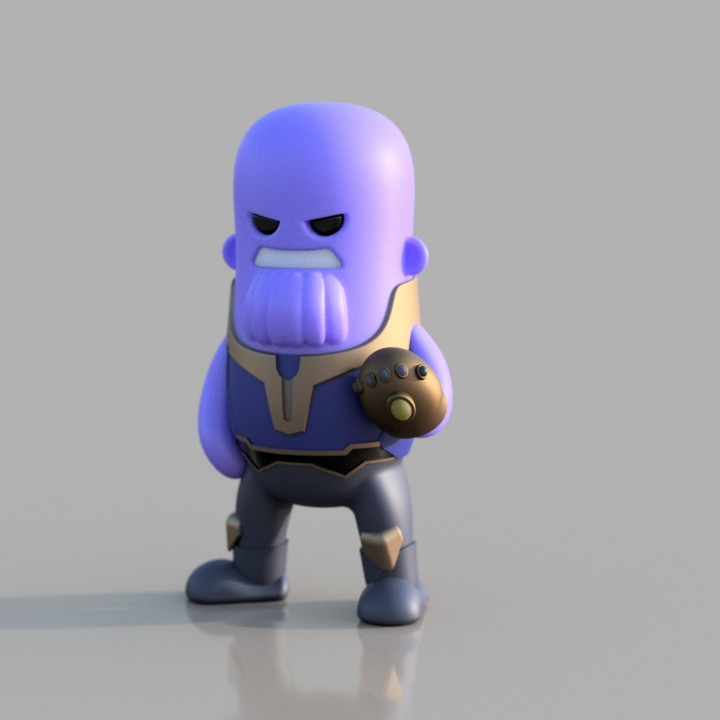 Mini Thanos - Avengers Infinity War