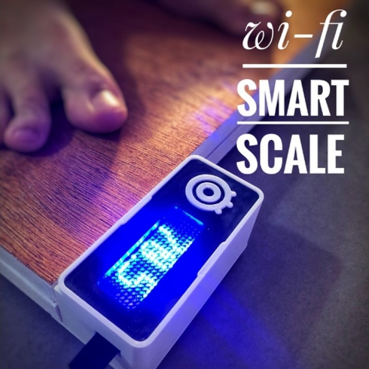 DIY Wi-Fi Smart Scale