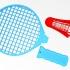 Badminton set, volano e racchette image