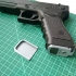 Airsoft CYMA GLOCK G18C motor cover image