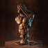 Conan the Barbarian bust image