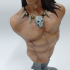 Conan the Barbarian bust print image