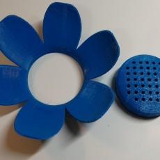 Picture of print of Lotus Flower sprinkler