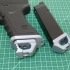 Airsoft magazine speedplate for Glocks image