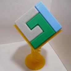 9-Piece Puzzle Cube