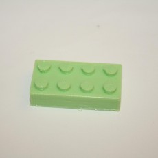 Picture of print of Lego Pieces