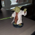 Yoda Bookend print image