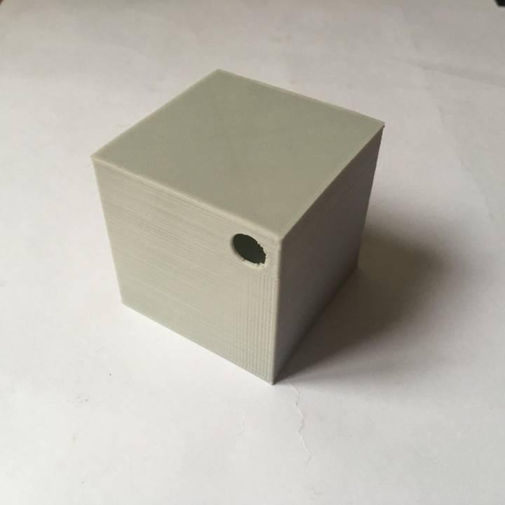 3D Maze Puzzle White