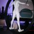 Westworld Female Drone tabletop figurine print image