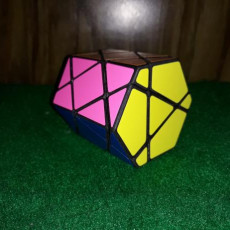Picture of print of Hexagonal Prism (Twisty Puzzle)