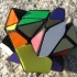 Hexagonal Prism (Twisty Puzzle) print image