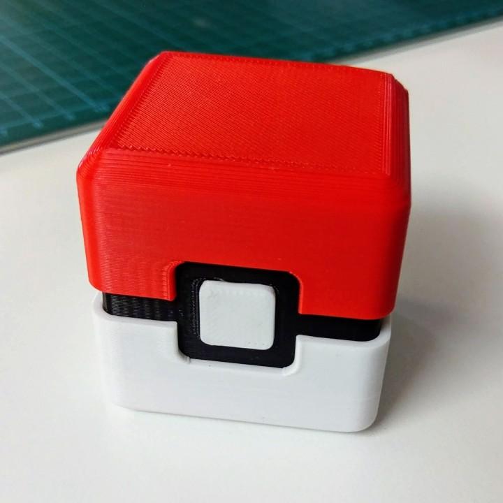 Pokemon Quest Pokeball Container