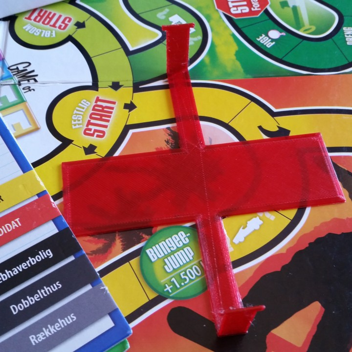Plaque grabber for Game of Life