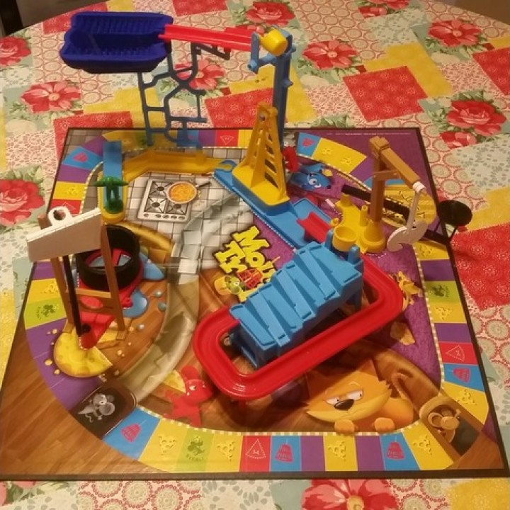Mouse Trap and Torture Trap: A Mouse Trap Alternative